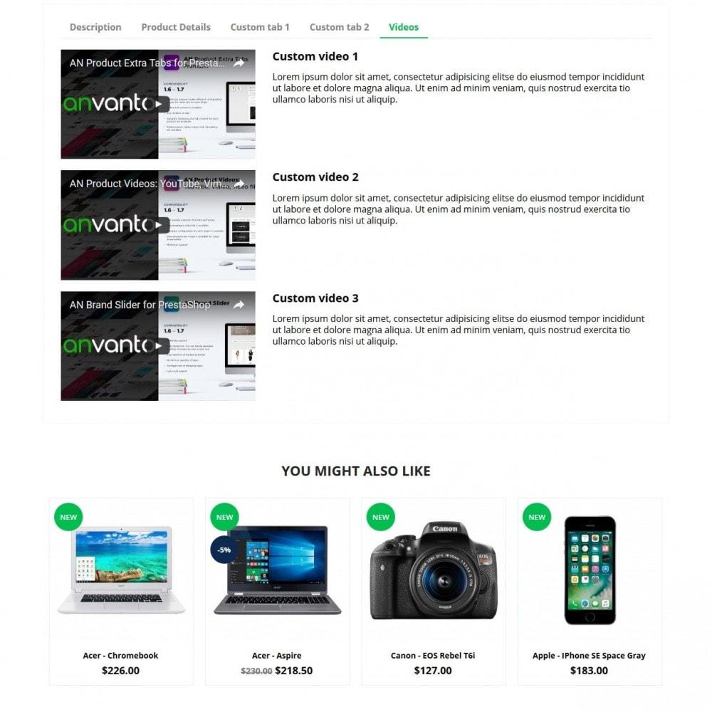 theme - Elettronica & High Tech - Electrolux - High-tech Shop - 9
