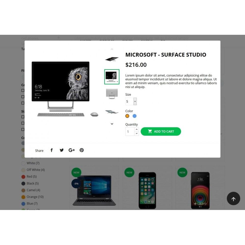 theme - Elettronica & High Tech - Electrolux - High-tech Shop - 10