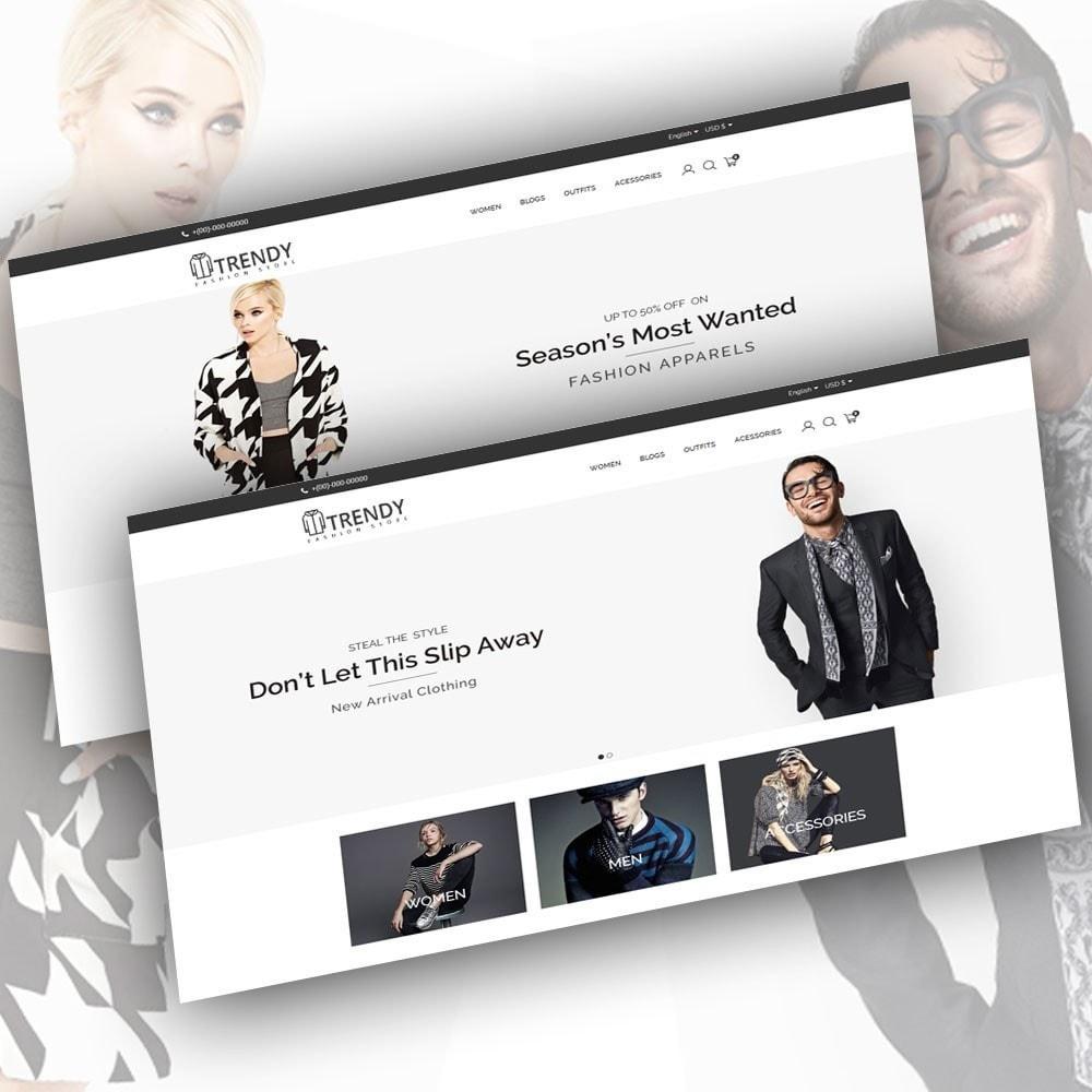 theme - Moda & Calçados - Trendy Fashion Store - 2