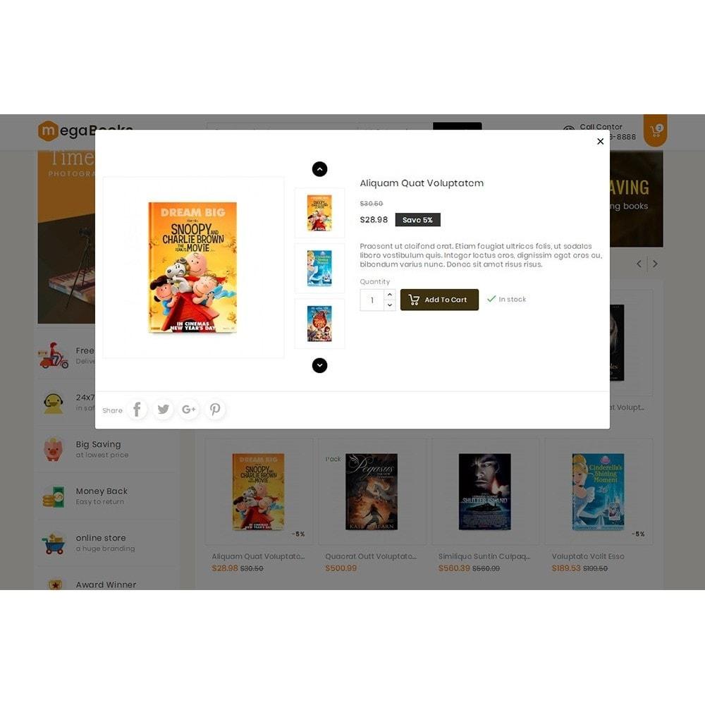 theme - Zabawki & Artykuły dziecięce - Mega Books Store - 9