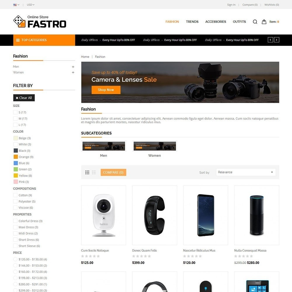 theme - Elettronica & High Tech - Fastro Electro Store - 3