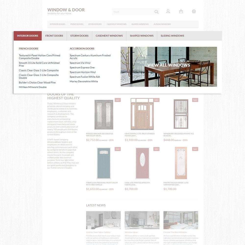 theme - Maison & Jardin - Window Door thème PrestaShop - 6