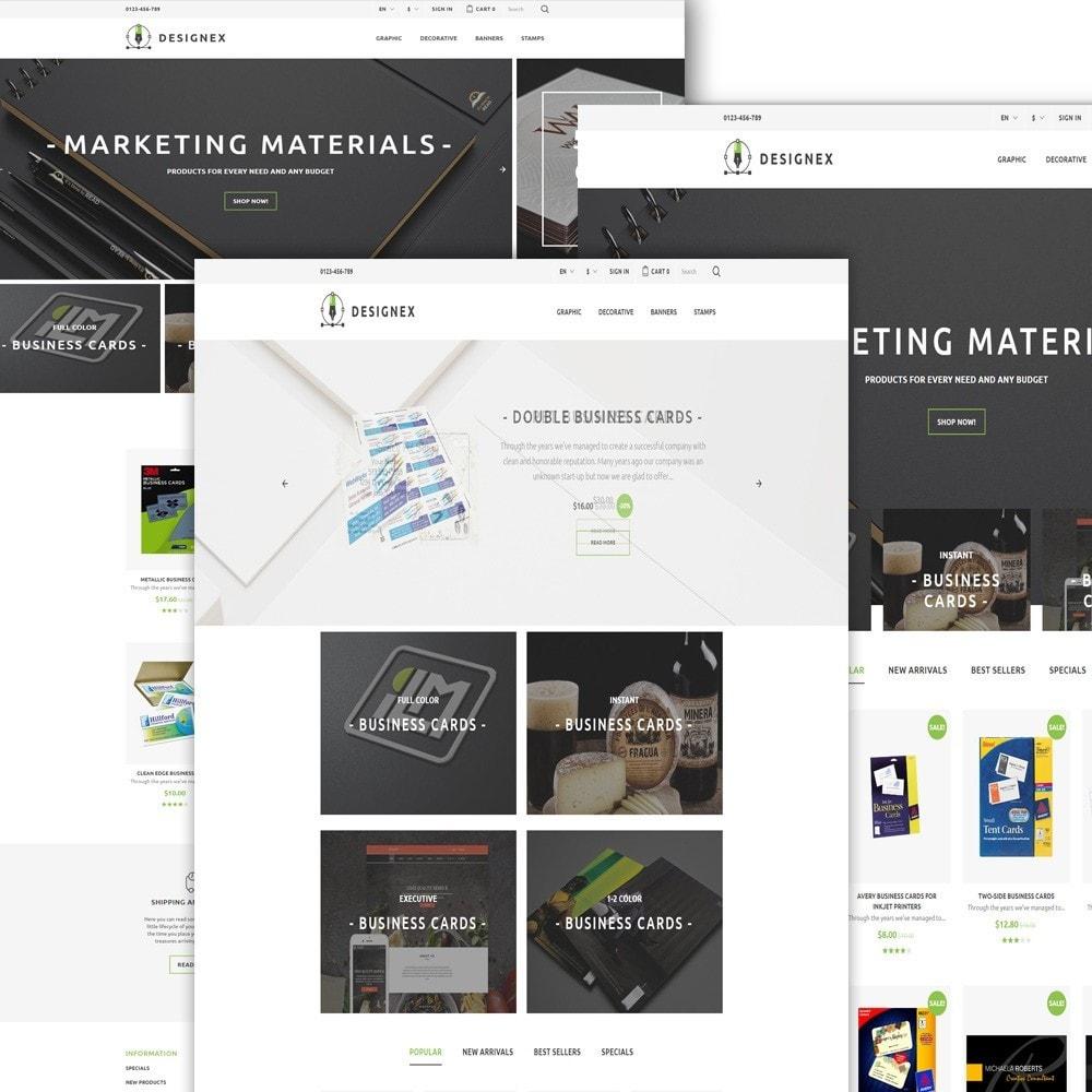 theme - Arte & Cultura - Designex - Design Aziendale - 2