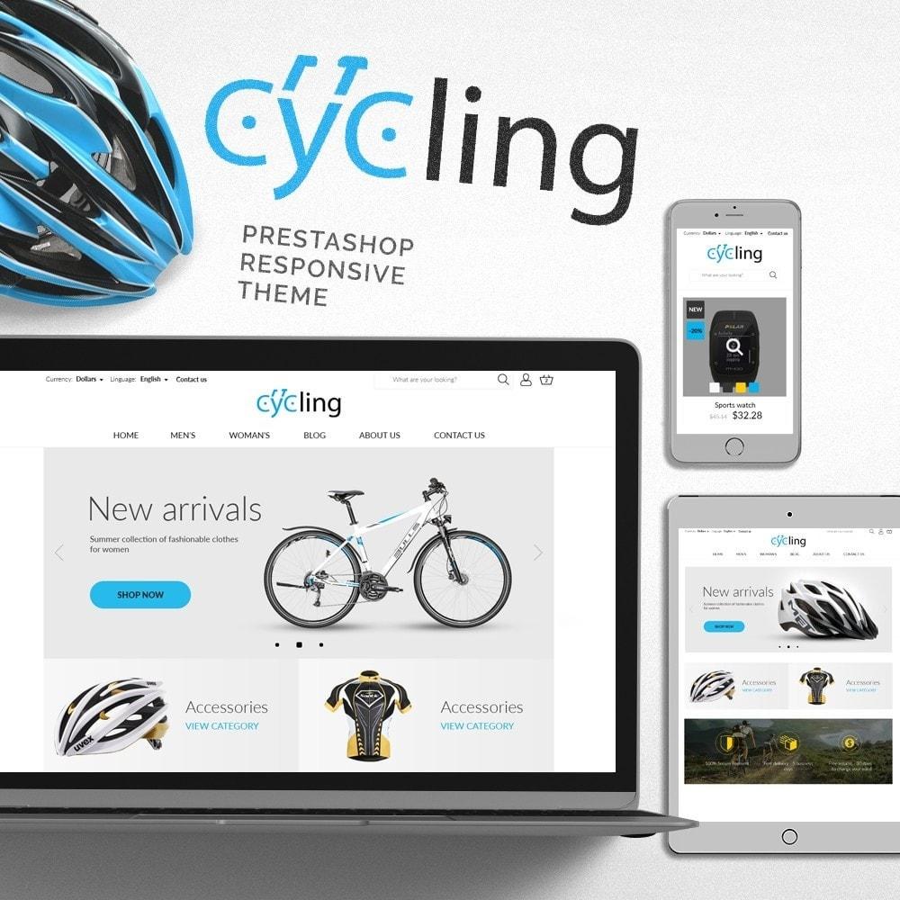 theme - Deportes, Actividades y Viajes - Cycling - 1