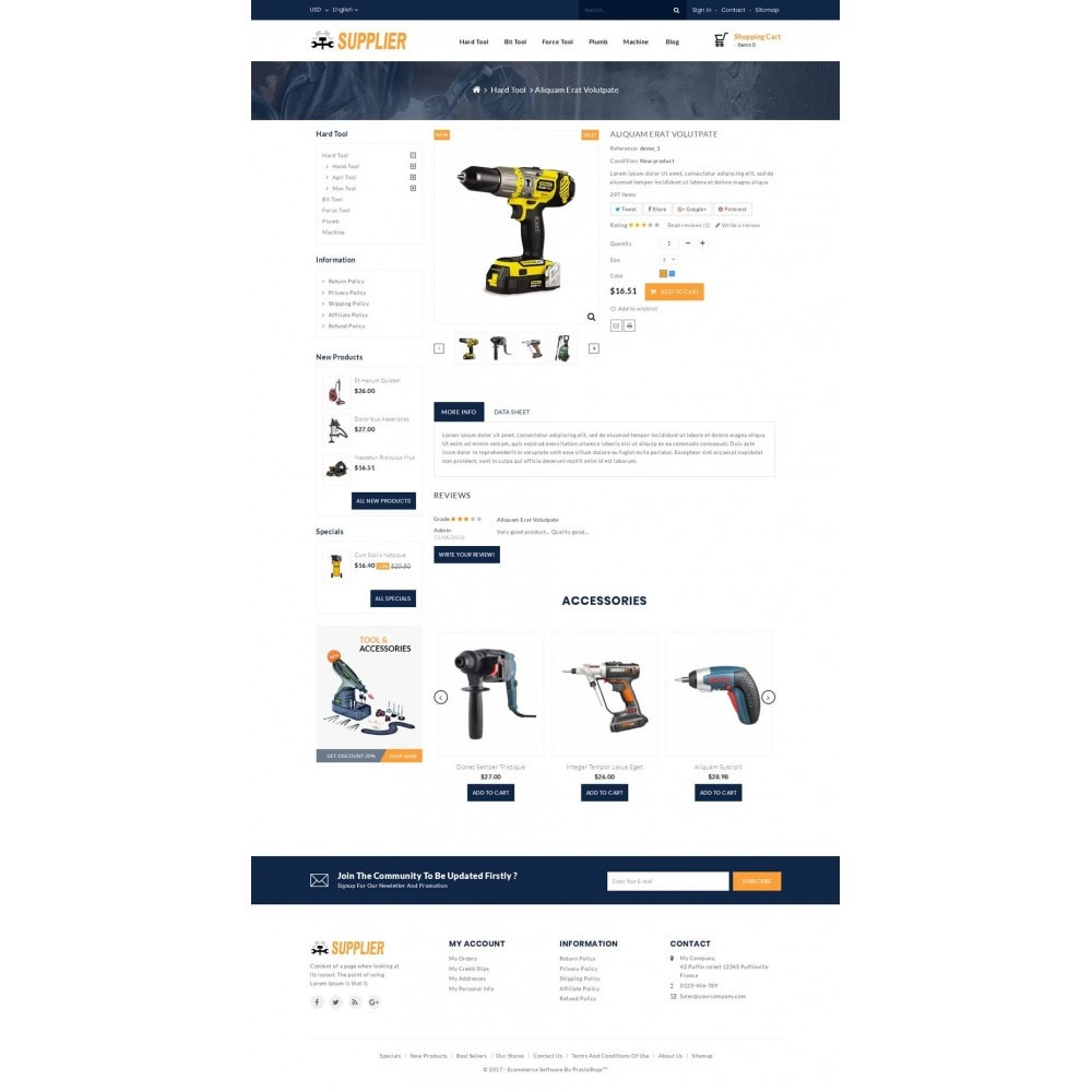 theme - Carros & Motos - Supplier Tools Store - 4