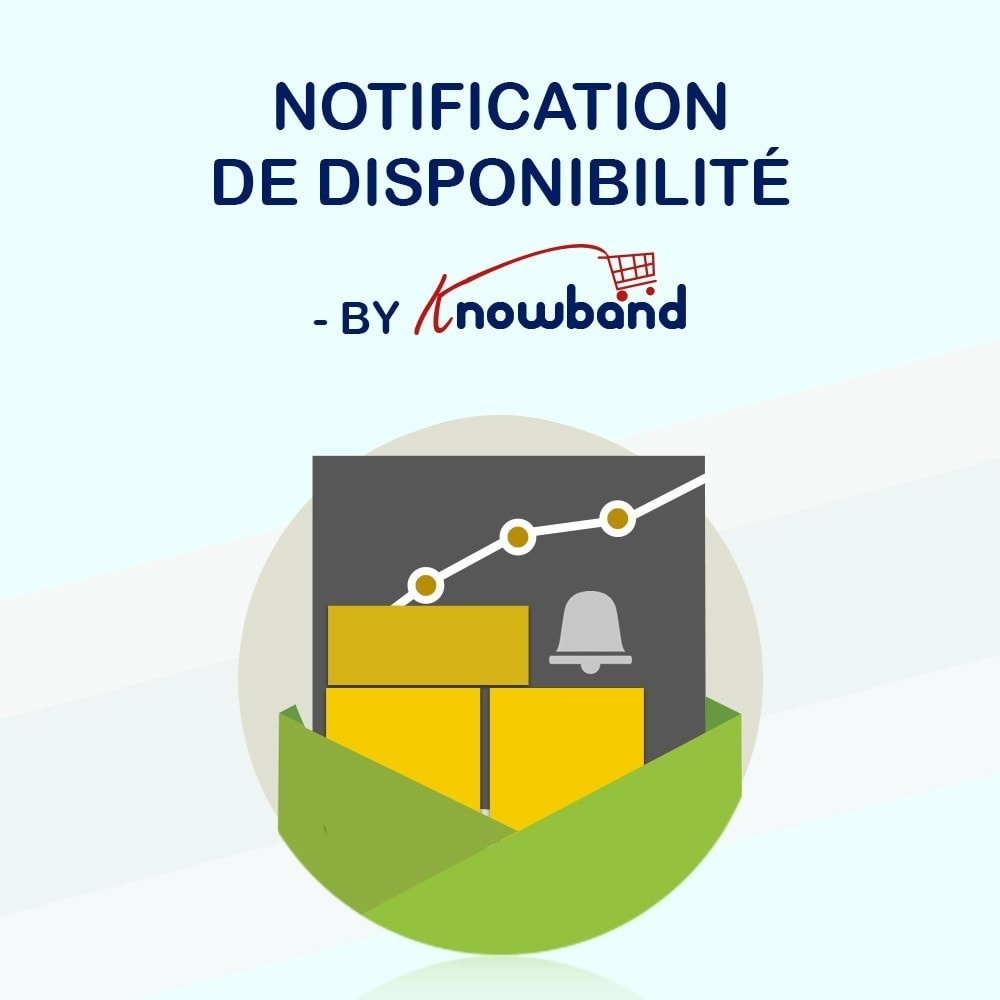 module - E-mails & Notifications - Knowband - Notification de Disponibilité - 1