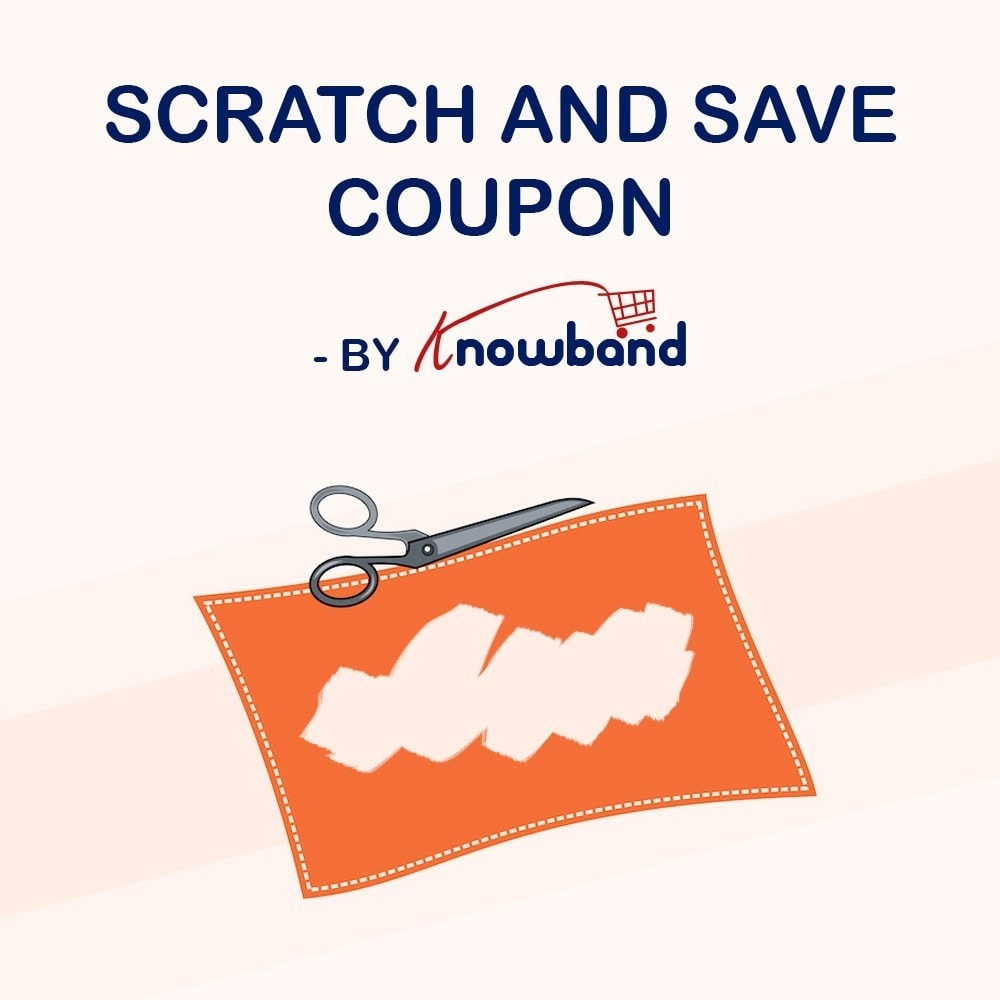 module - Игр-конкурсов - Knowband - Scratch-and-Save Coupon - 1
