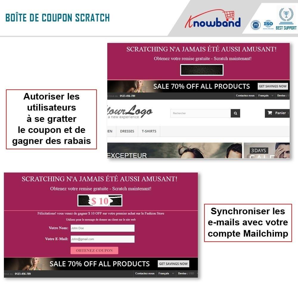 module - Jeux-concours - Knowband - Coupon Grattez-et-Economisez - 2