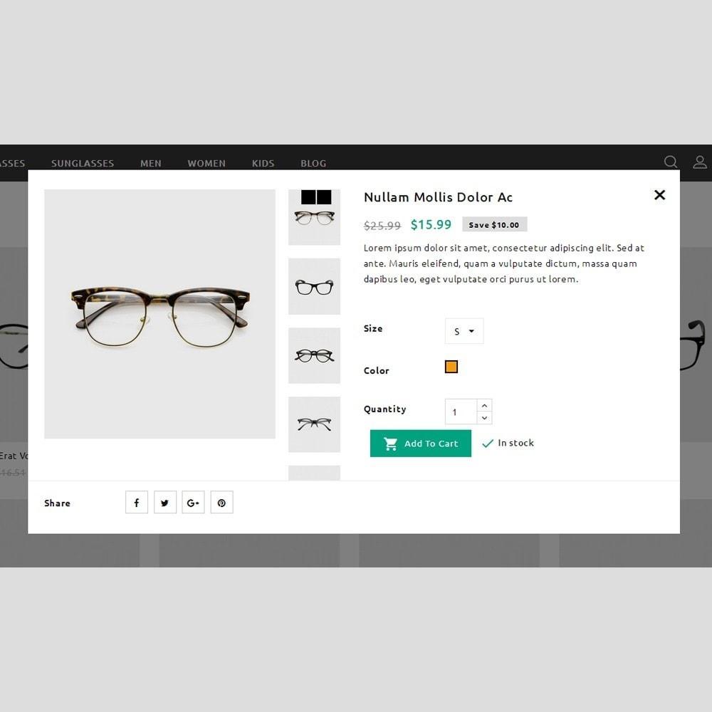 theme - Sport, Activiteiten & Reizen - Kingever glasses store - 8
