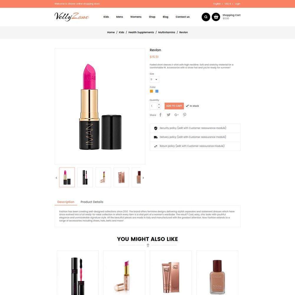 theme - Здоровье и красота - Vellyzone - Cosmetics  Store - 5