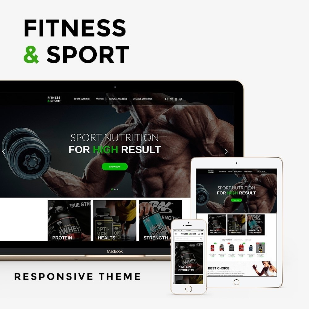theme - Sports, Activities & Travel - Sport&Fitness - 1