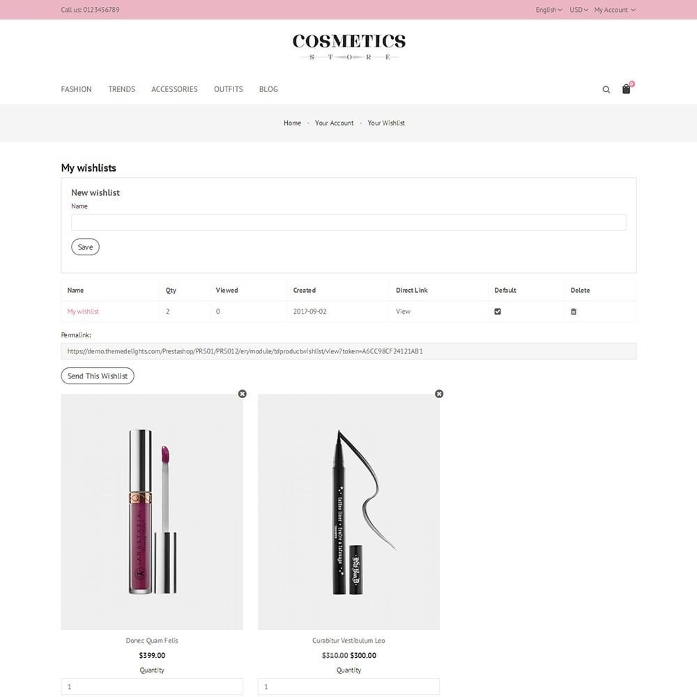 theme - Salute & Bellezza - Cosmetics Store - 8