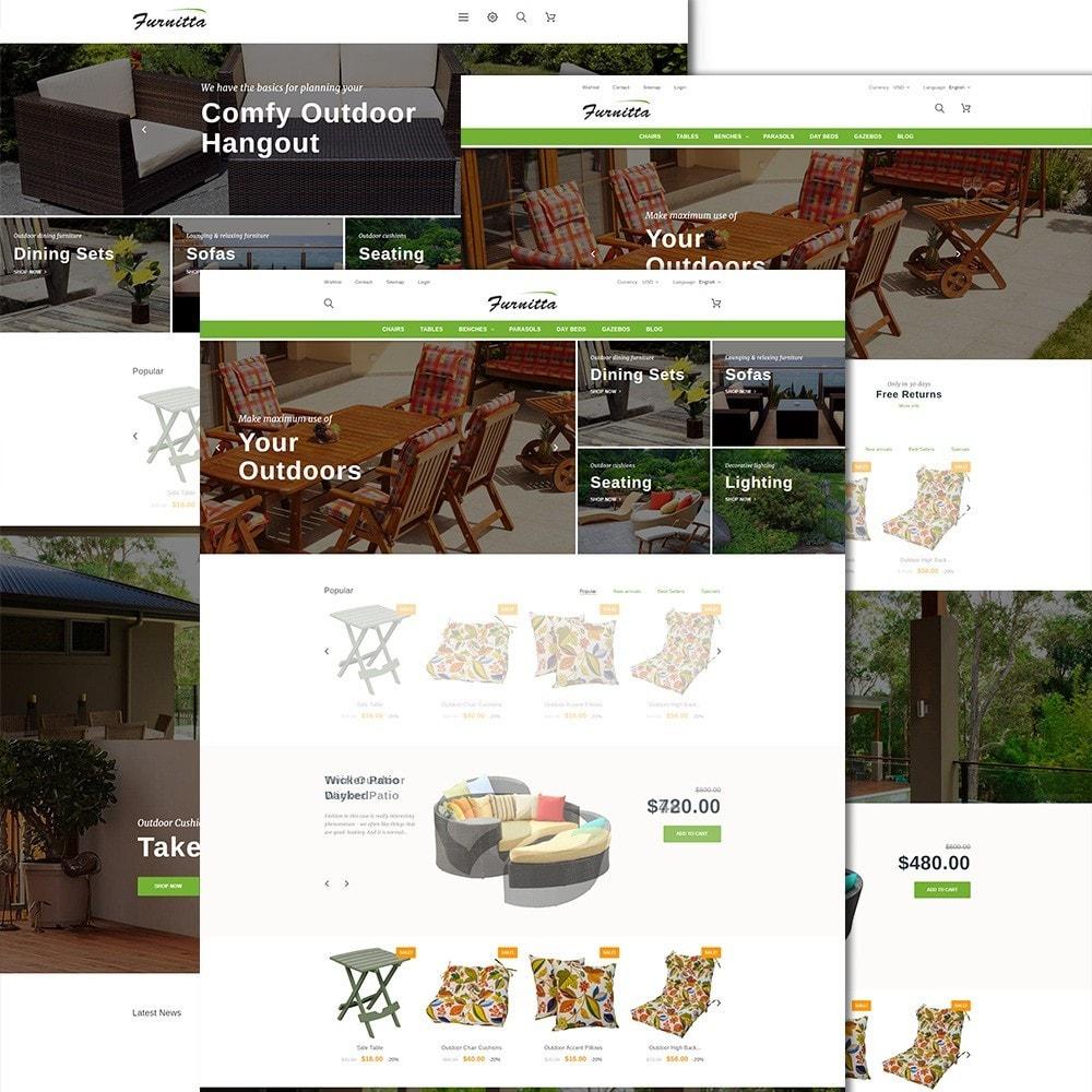 theme - Casa & Giardino - Furnitta - Arredamento Esterno - 3