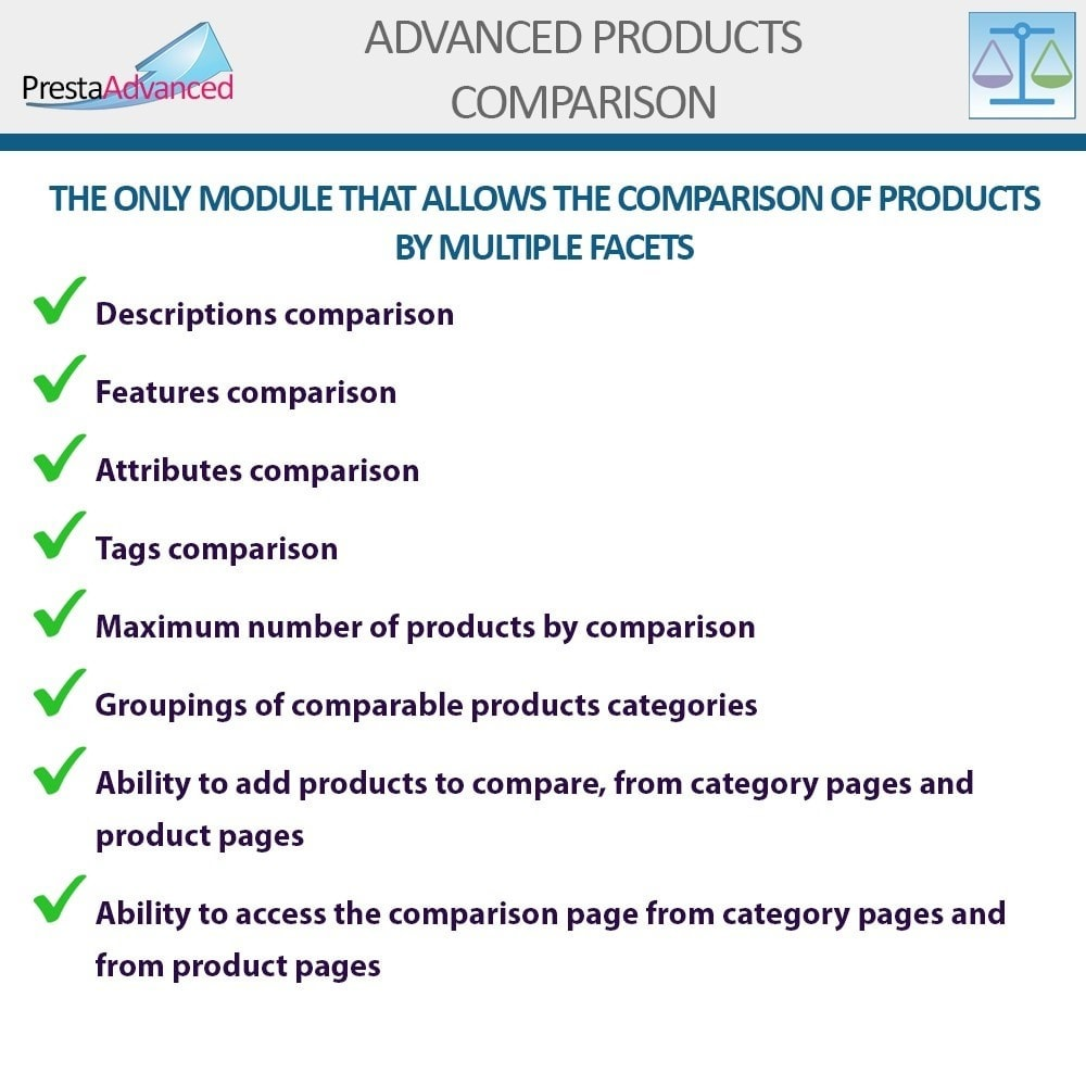 module - Preisvergleiche - Advanced Product Comparison - 2