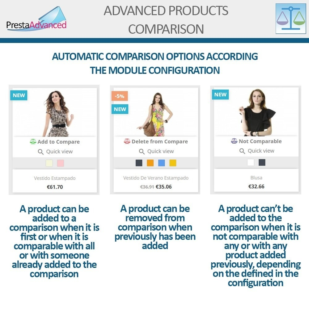 module - Comparatori di prezzi - Advanced Product Comparison - 6