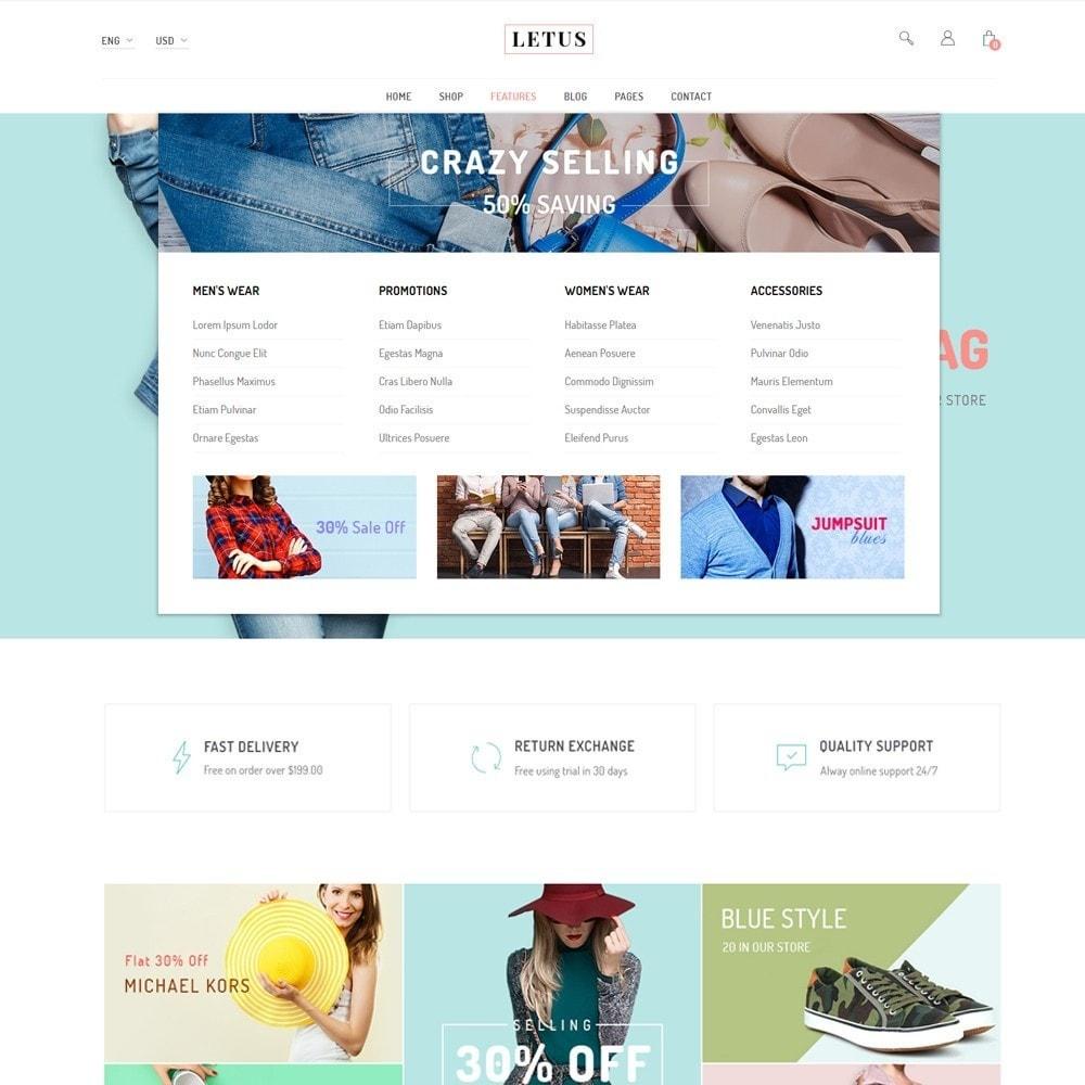 theme - Fashion & Shoes - JMS Letus 1.7 - 4