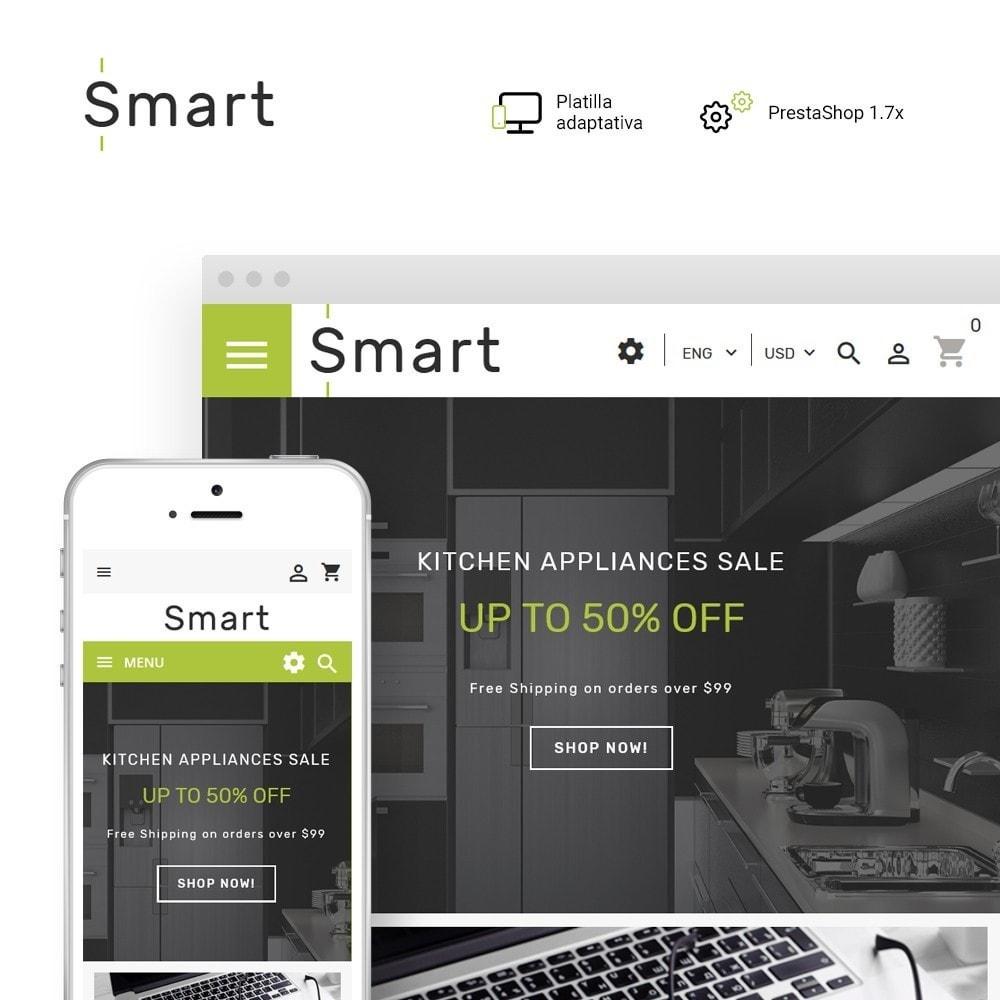 theme - Electrónica e High Tech - Smart - Sitio de Tienda de Electrónica - 2