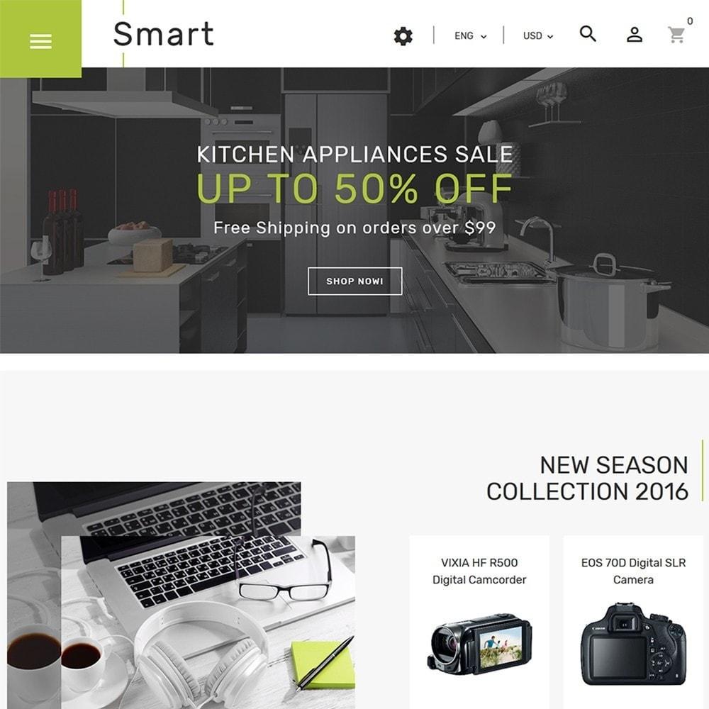theme - Elettronica & High Tech - Smart - Un Sito di Negozio di Elettronica - 3