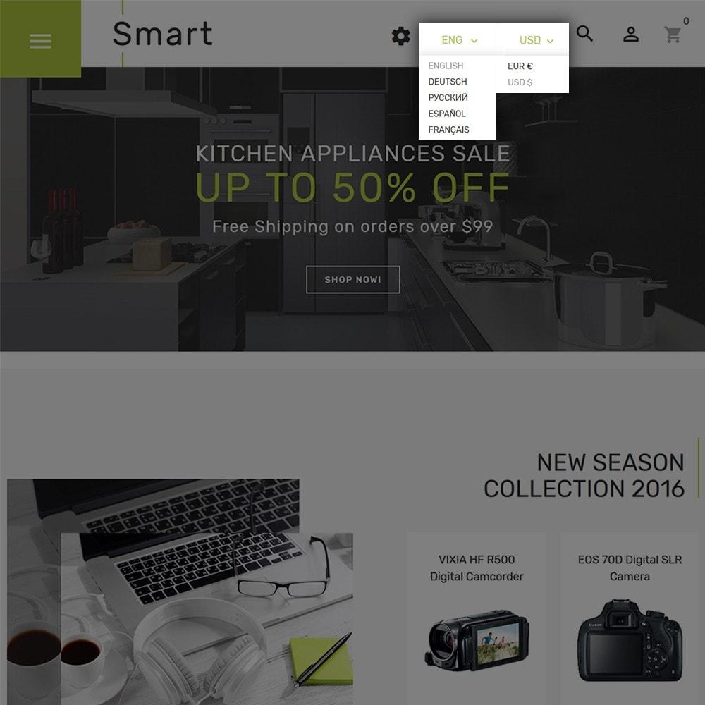 theme - Elettronica & High Tech - Smart - Un Sito di Negozio di Elettronica - 5