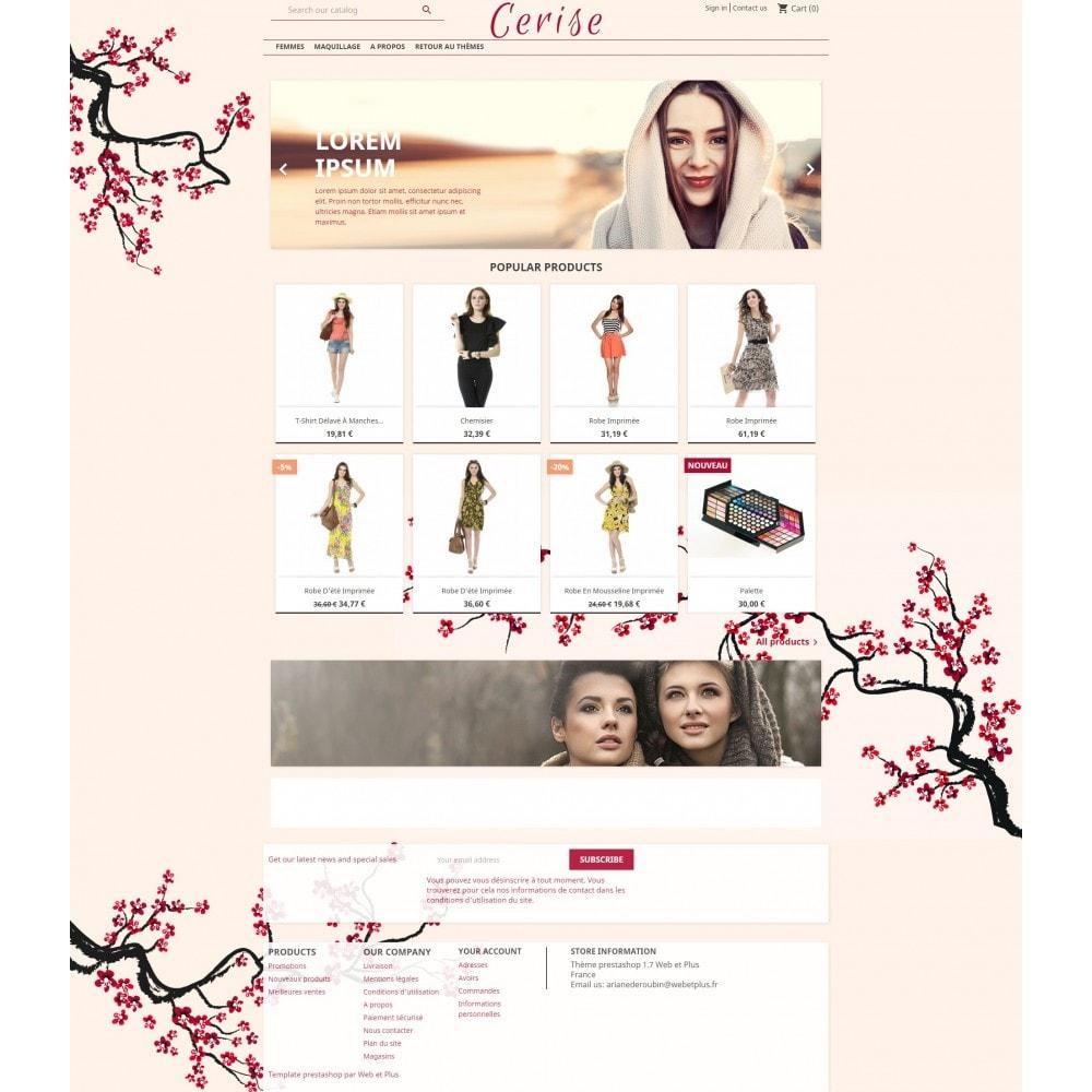 theme - Bijoux & Accessoires - Cerise - 4