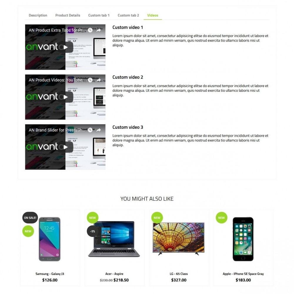 theme - Electrónica e High Tech - SmartOn - High-tech Shop - 9