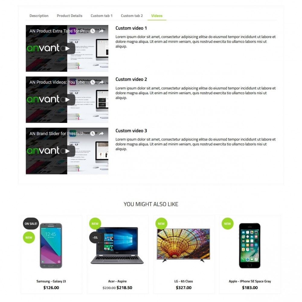 theme - Electronics & Computers - SmartOn - High-tech Shop - 9