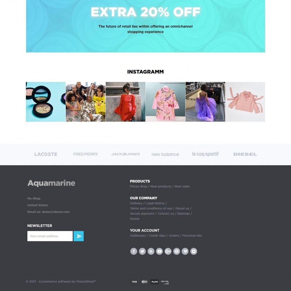theme - Moda y Calzado - Aquamarine Fashion Store - 4