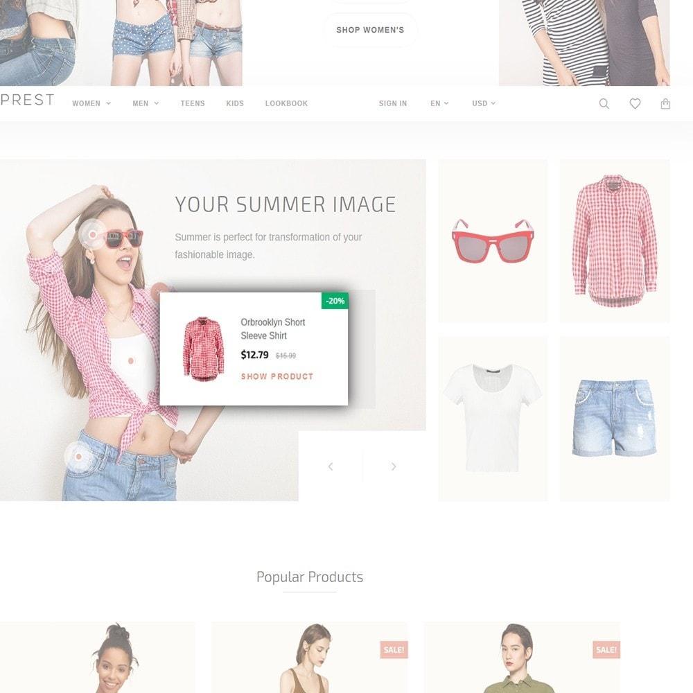 theme - Mode & Chaussures - Eveprest - Multipurpose Shop - 7
