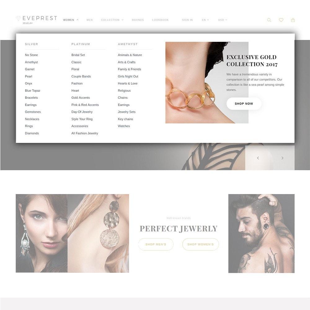 theme - Moda y Calzado - Eveprest - Multipurpose Shop - 9