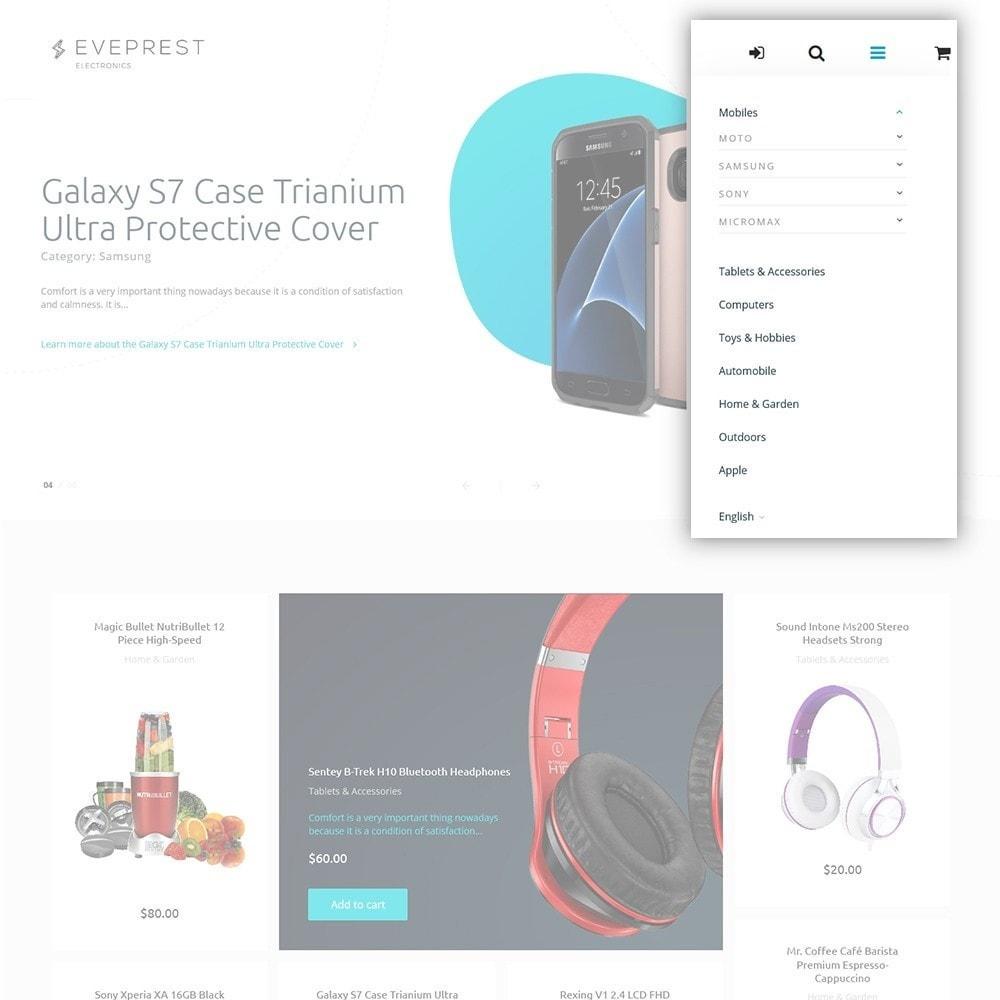 theme - Moda y Calzado - Eveprest - Tema multifuncional de PrestaShop - 12