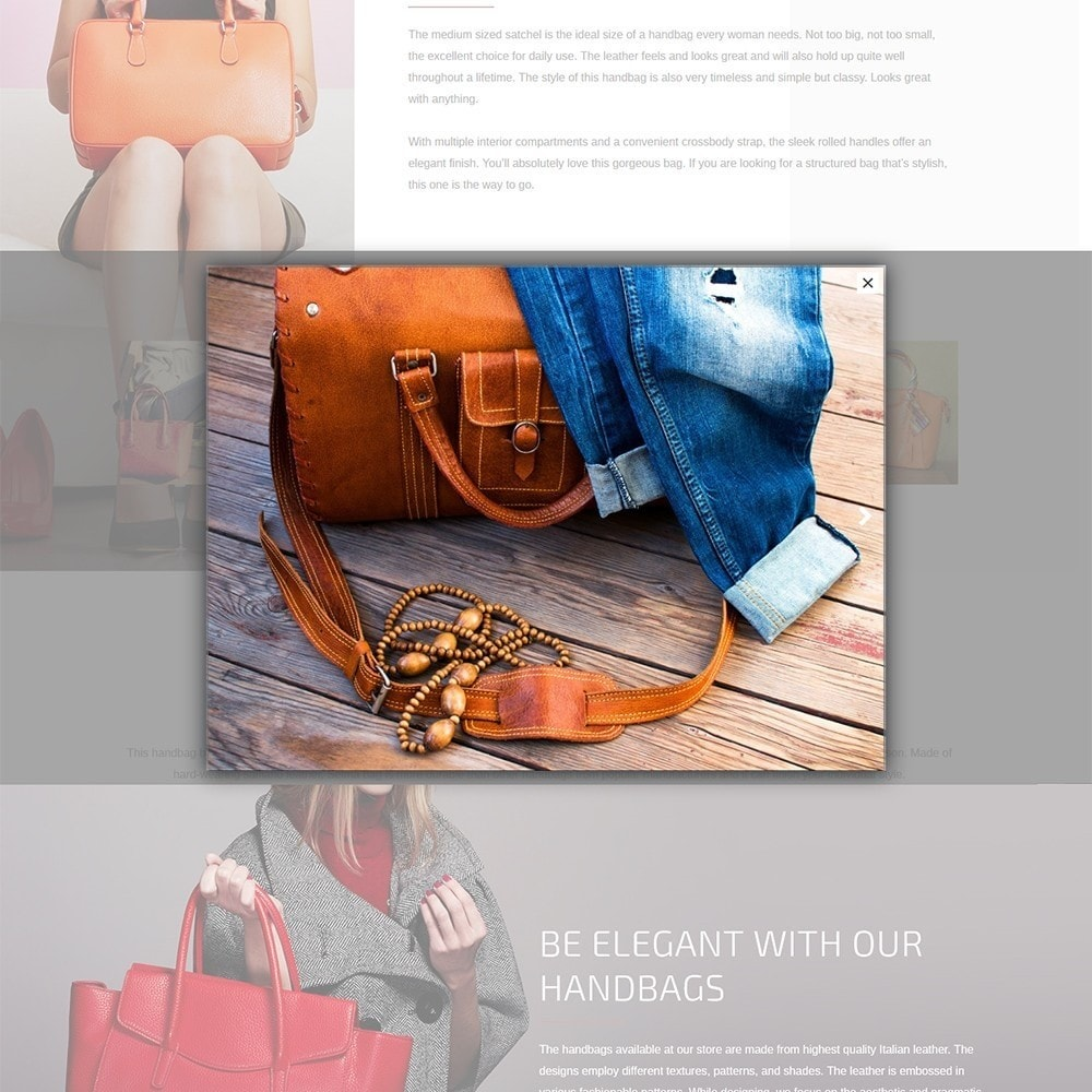 theme - Moda & Calzature - Eveprest - Tema multipurpose PrestaShop - 6