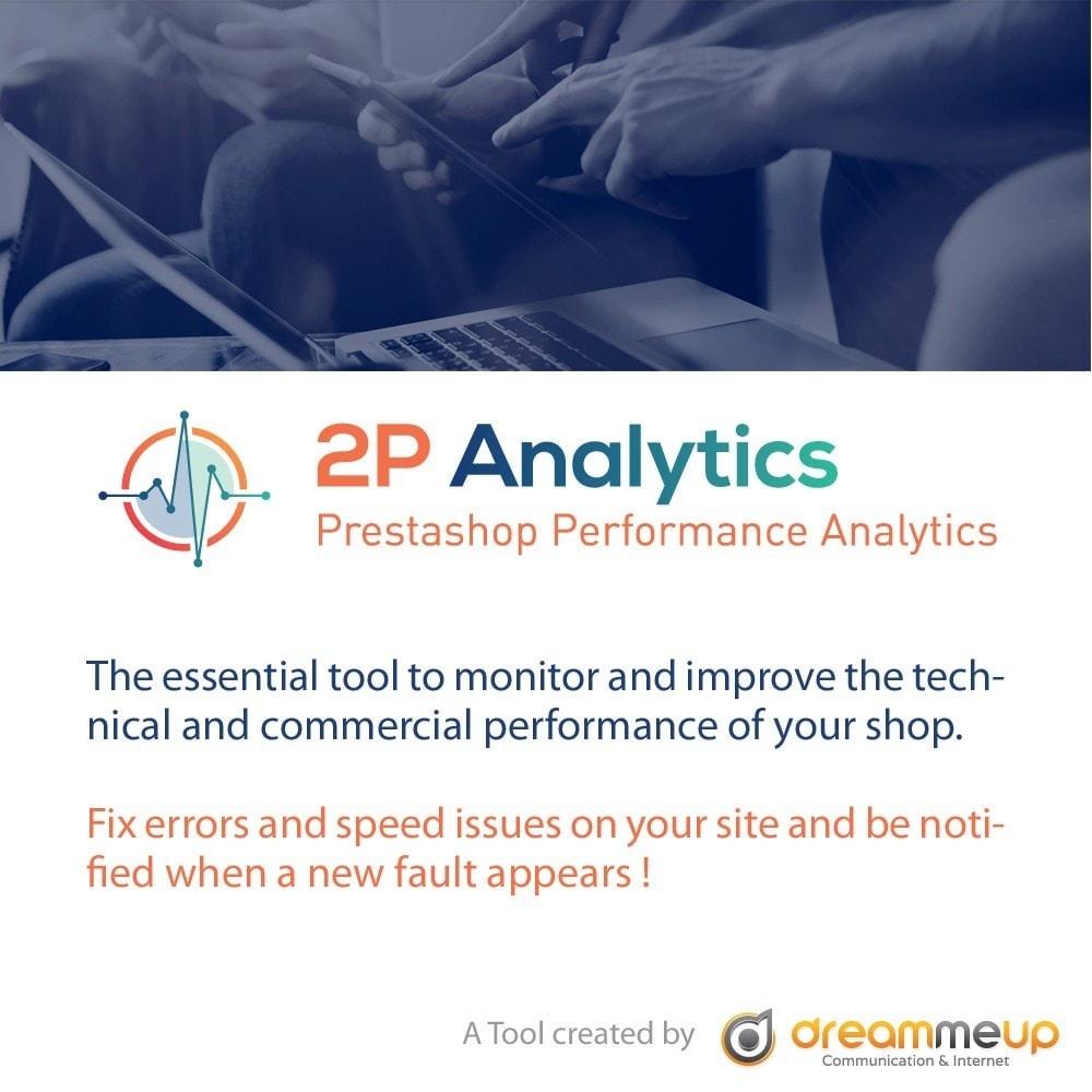 module - Análises & Estatísticas - 2P Analytics - 2