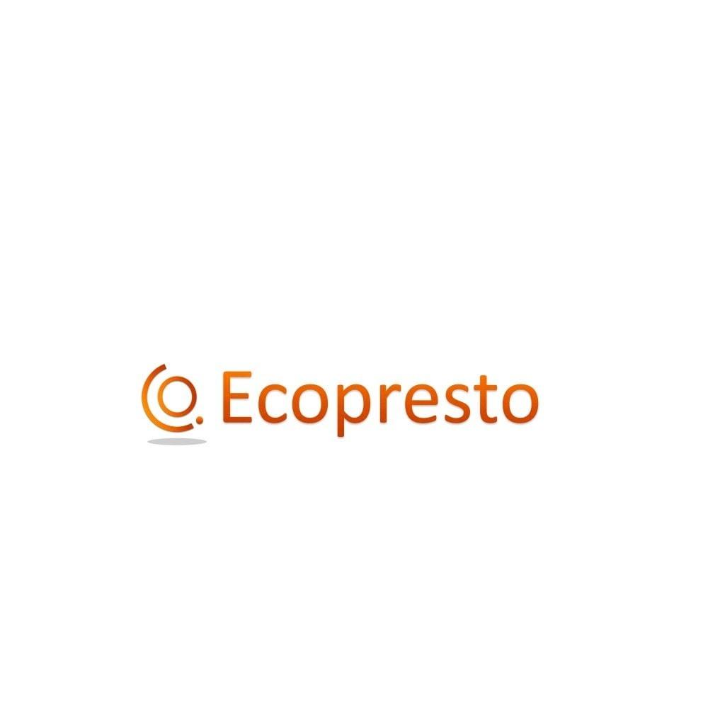 module - Dropshipping - Dropshipping - Ecopresto - 1