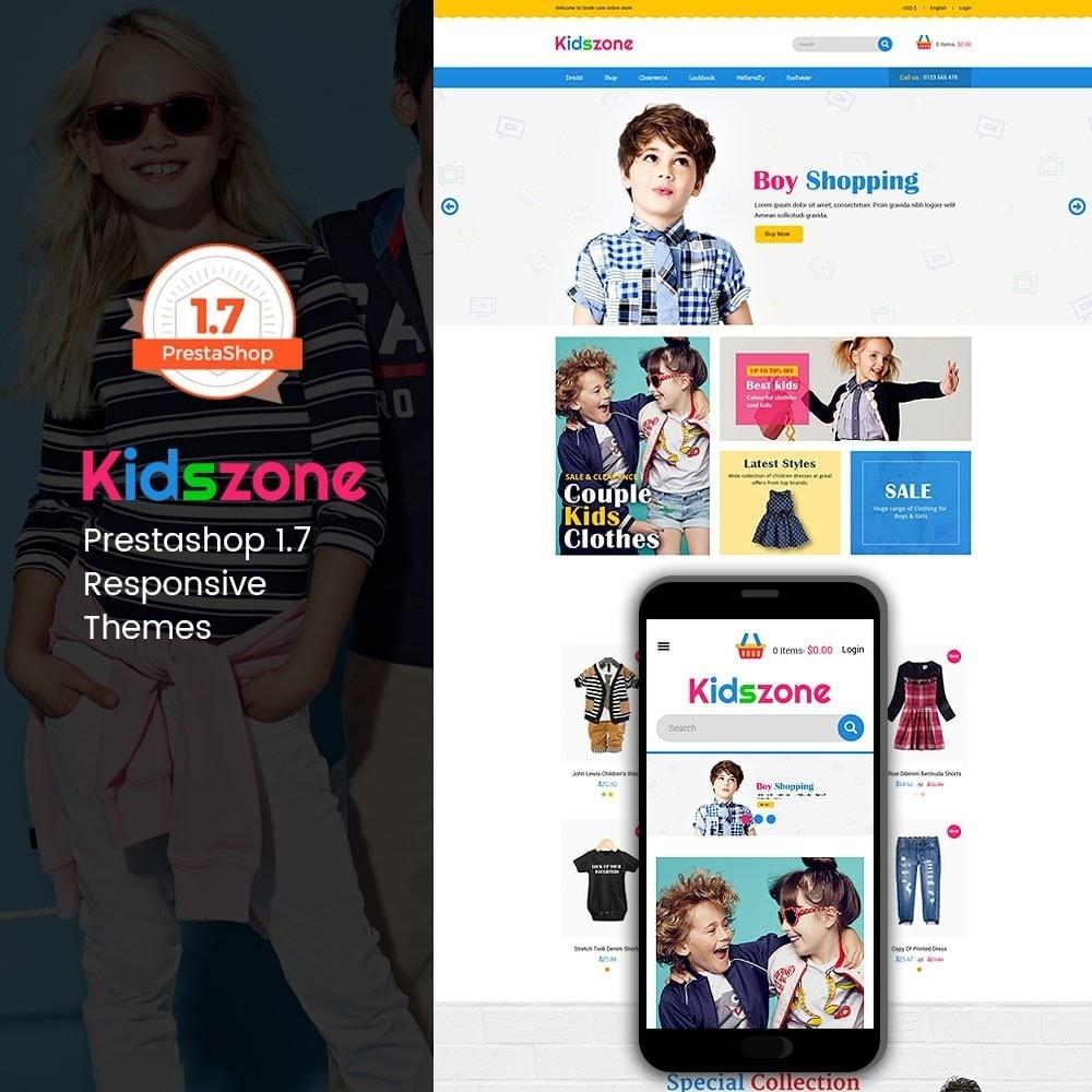 theme - Kids & Toys - KidsZone - Kids Store - 1