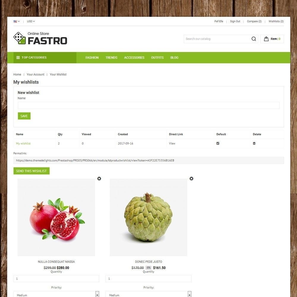 theme - Lebensmittel & Restaurants - Fastro Grocery Store - 8