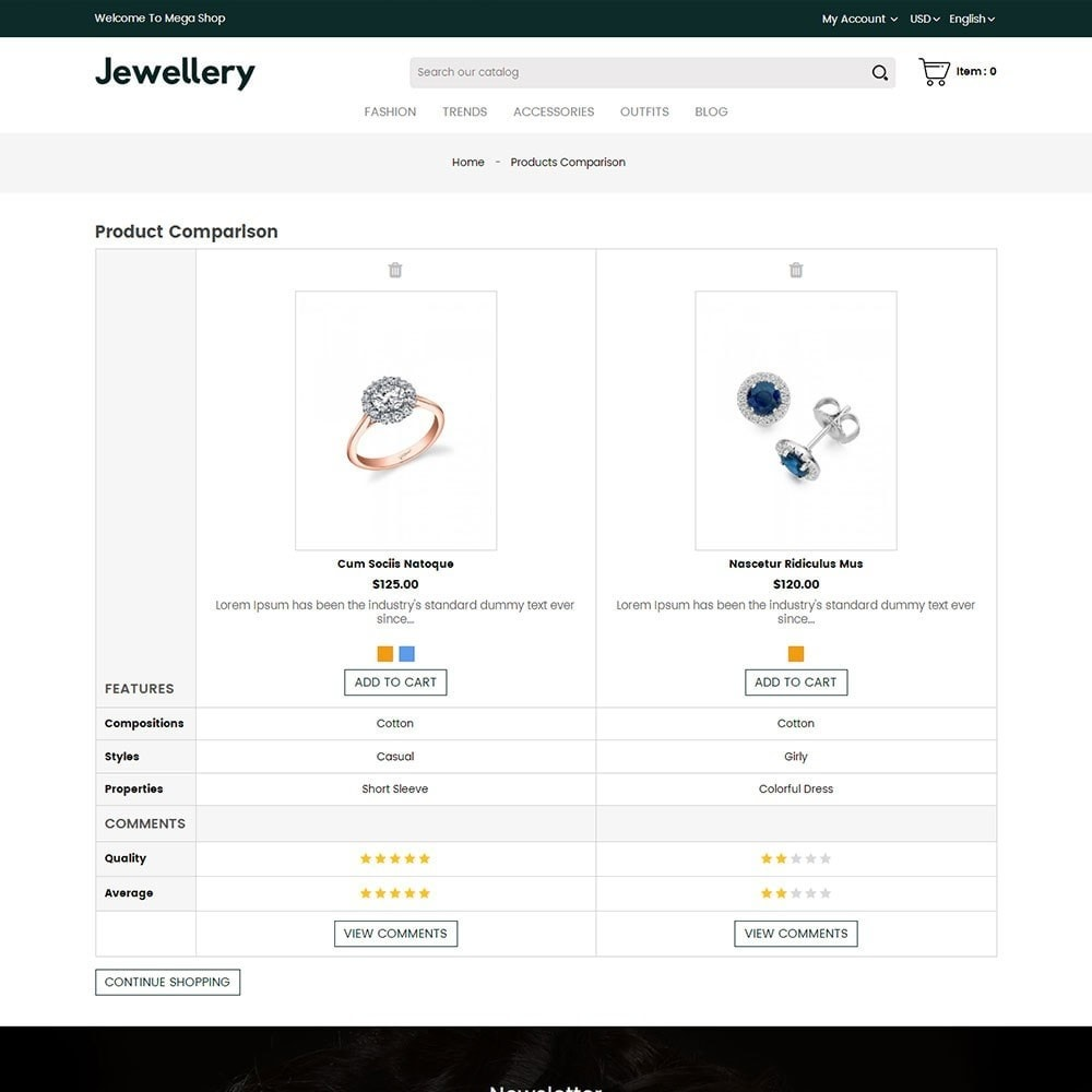theme - Sieraden & Accessoires - Jewellery Store - 7