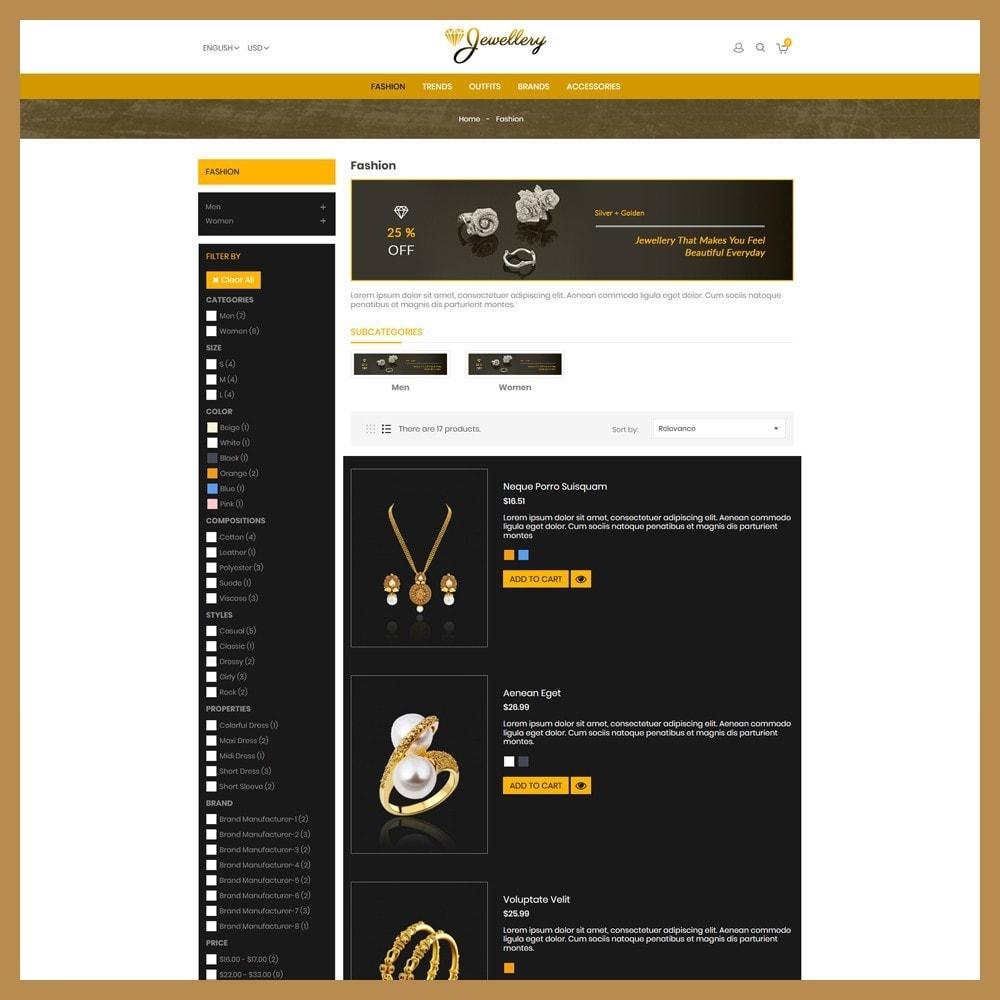 theme - Schmuck & Accesoires - Jewellery Store - 4