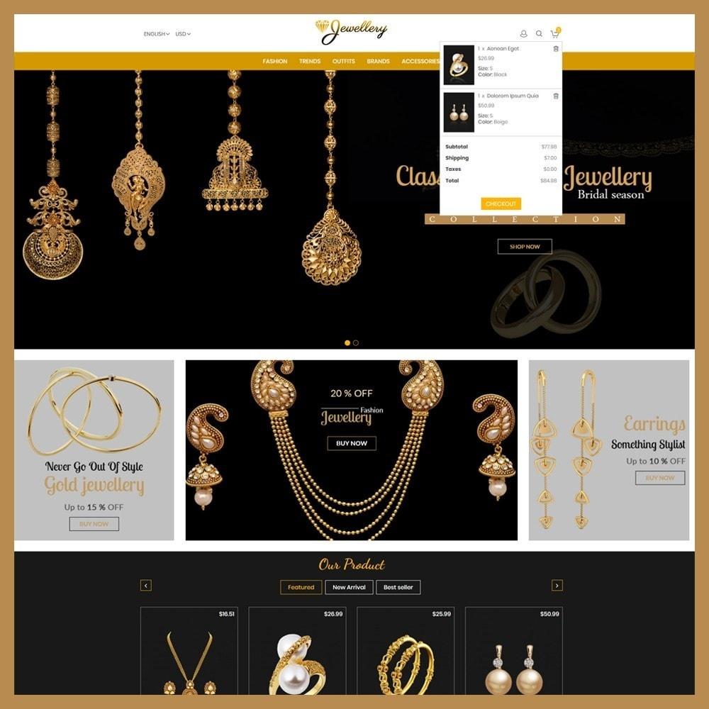 theme - Schmuck & Accesoires - Jewellery Store - 6