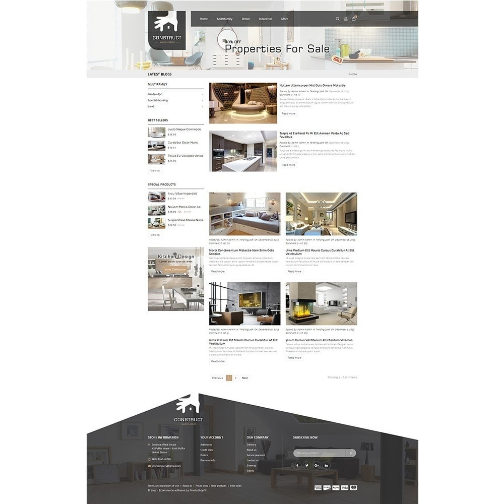 theme - Maison & Jardin - Construct Real Estate - 8