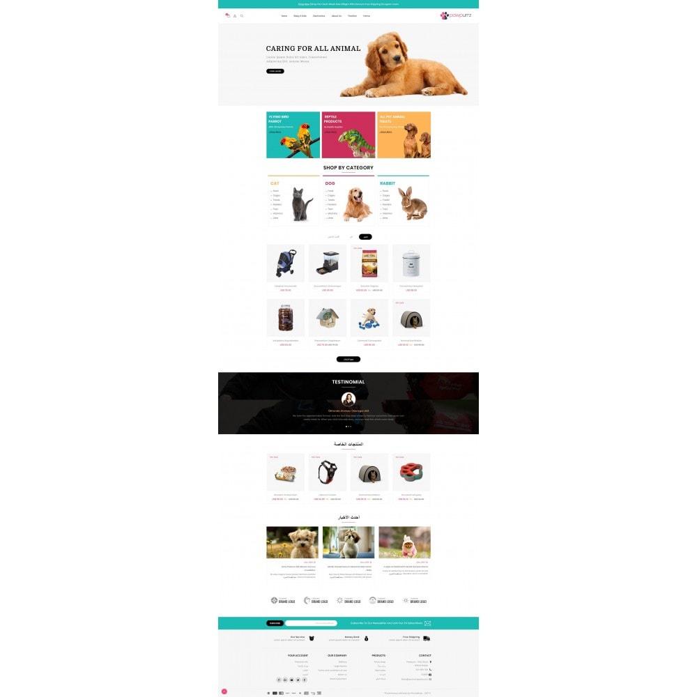 theme - Animaux - PawPurrz - Pets Store - 10