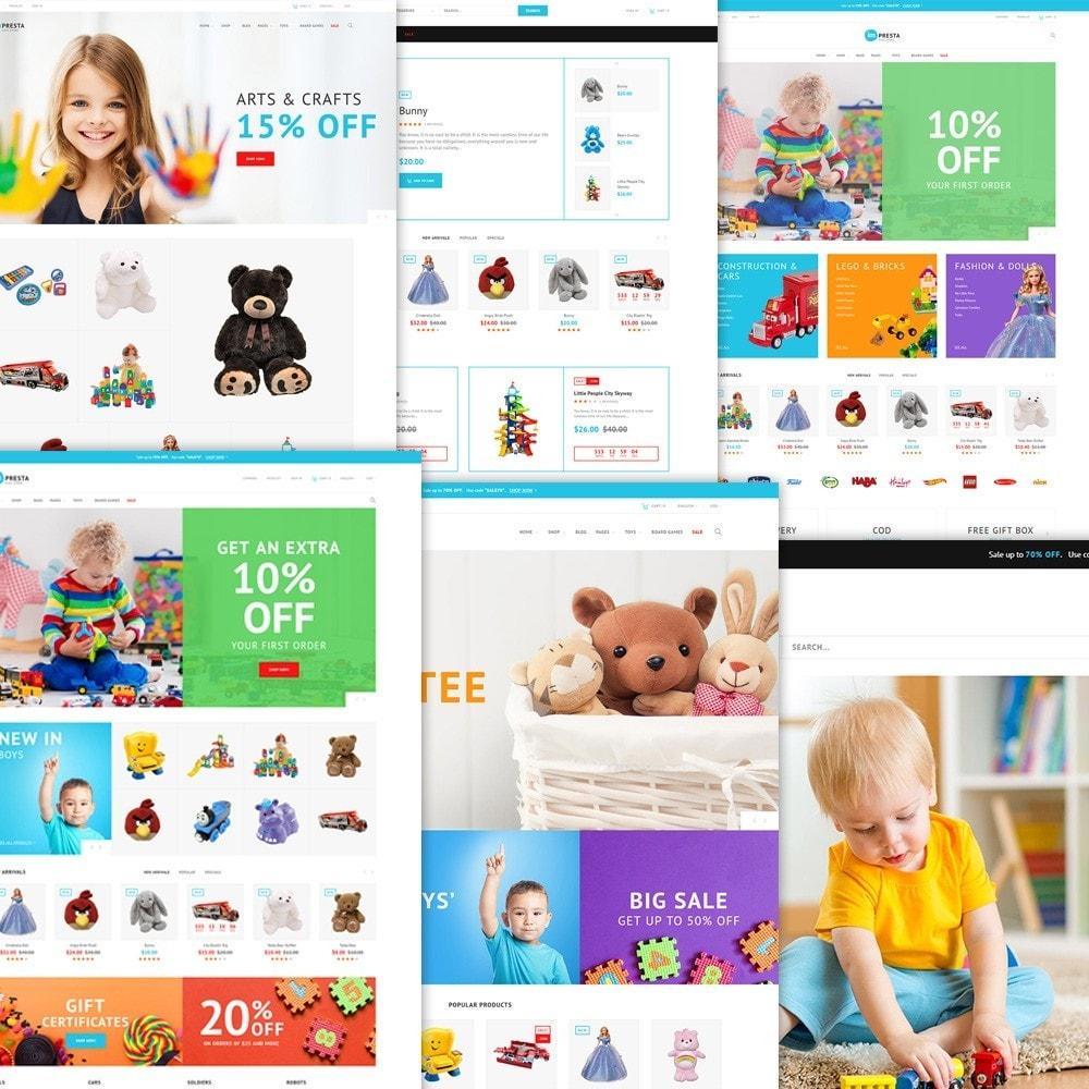 theme - Zabawki & Artykuły dziecięce - Impresta - Kids Store - 2