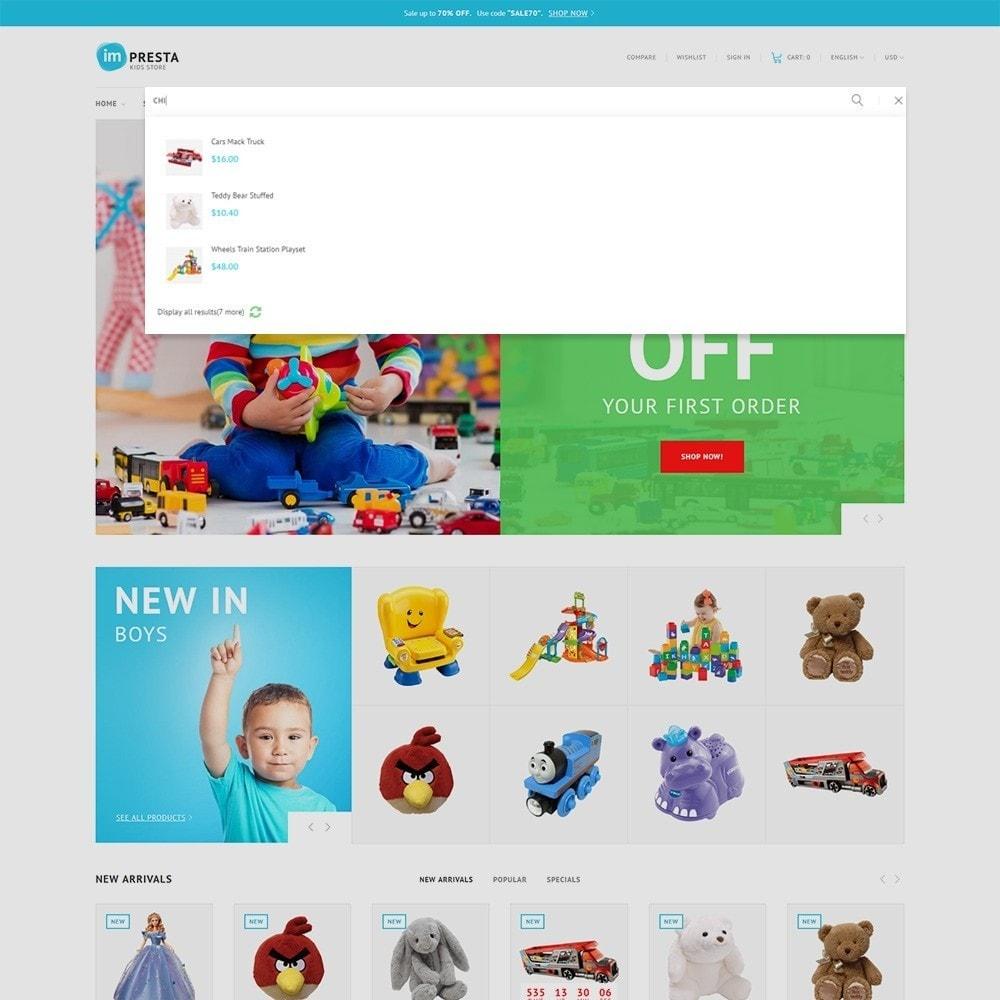 theme - Niños y Juguetes - Impresta - Kids Store - 6