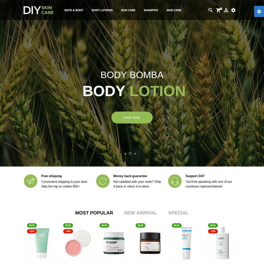 theme - Gezondheid & Schoonheid - DIY skin care Cosmetics - 2