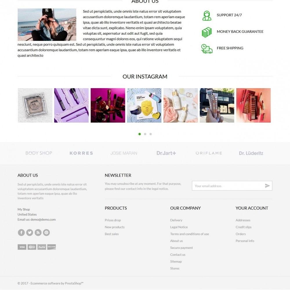 theme - Zdrowie & Uroda - Juice Beauty Cosmetics - 5