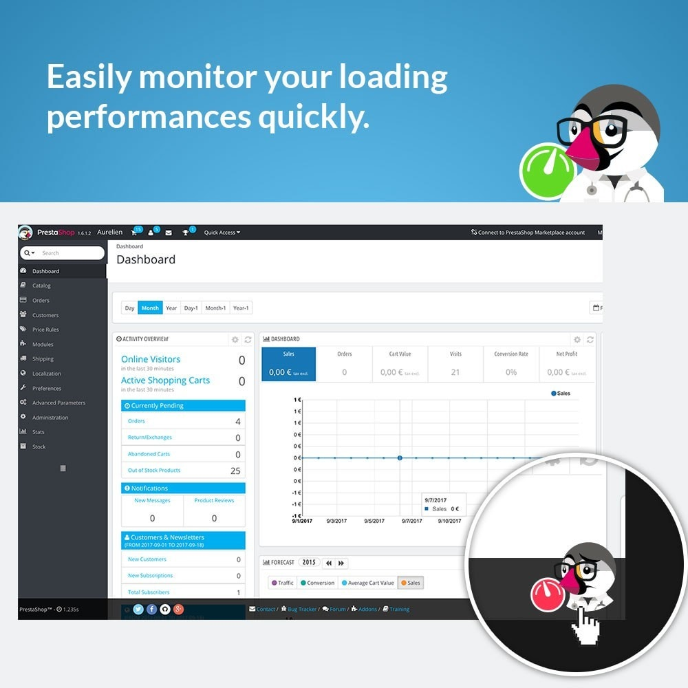 module - Website Performance - 772424.com - 2
