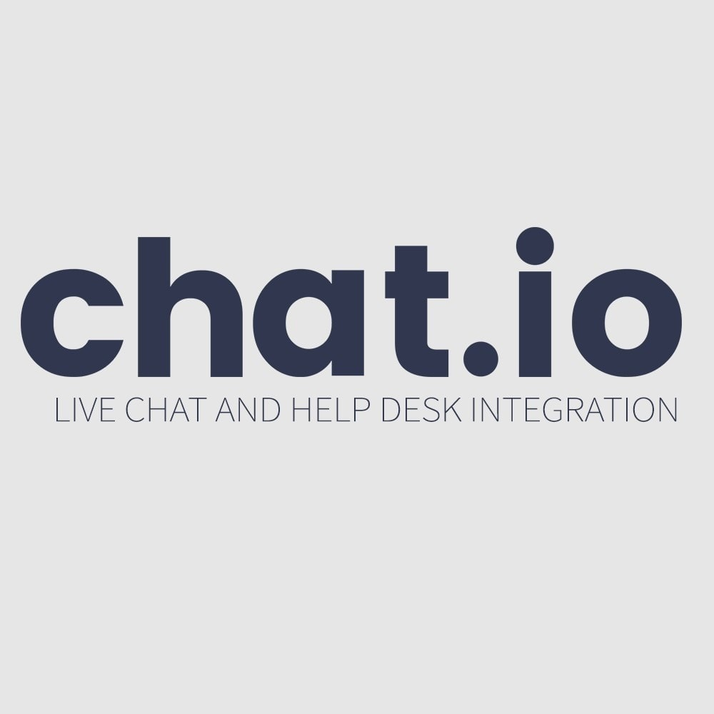 module - Asistencia & Chat online - Chat.io - Live Chat and Help Desk Integration - 1
