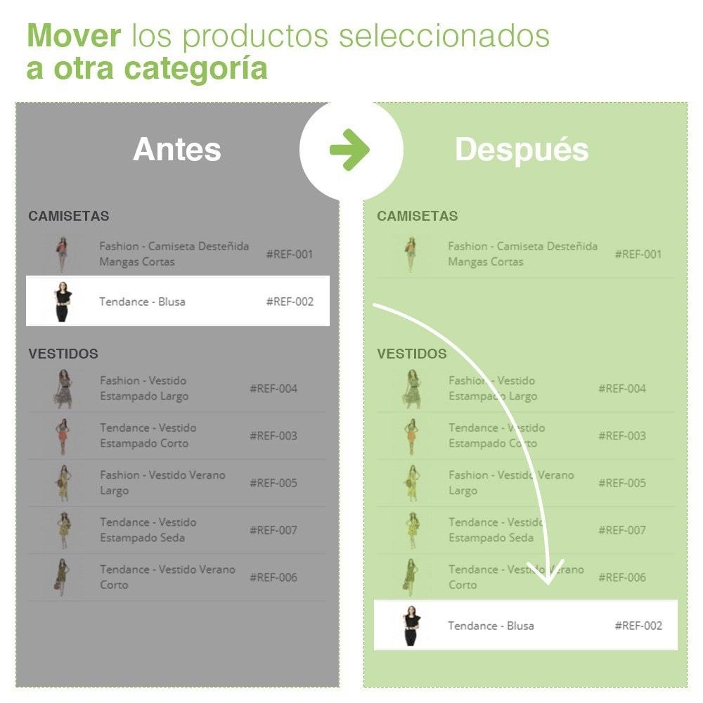 module - Edición Rápida y Masiva - Mover y Asociar Productos entre Categorías en Masa - 6