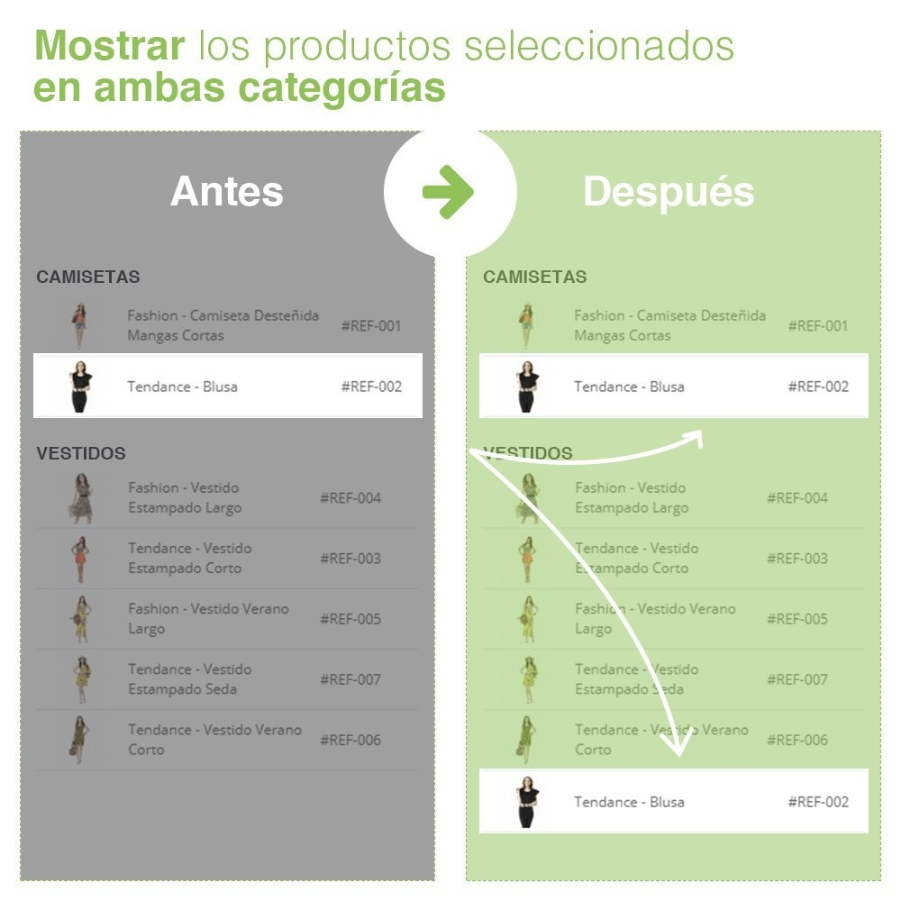 module - Edición Rápida y Masiva - Mover y Asociar Productos entre Categorías en Masa - 8
