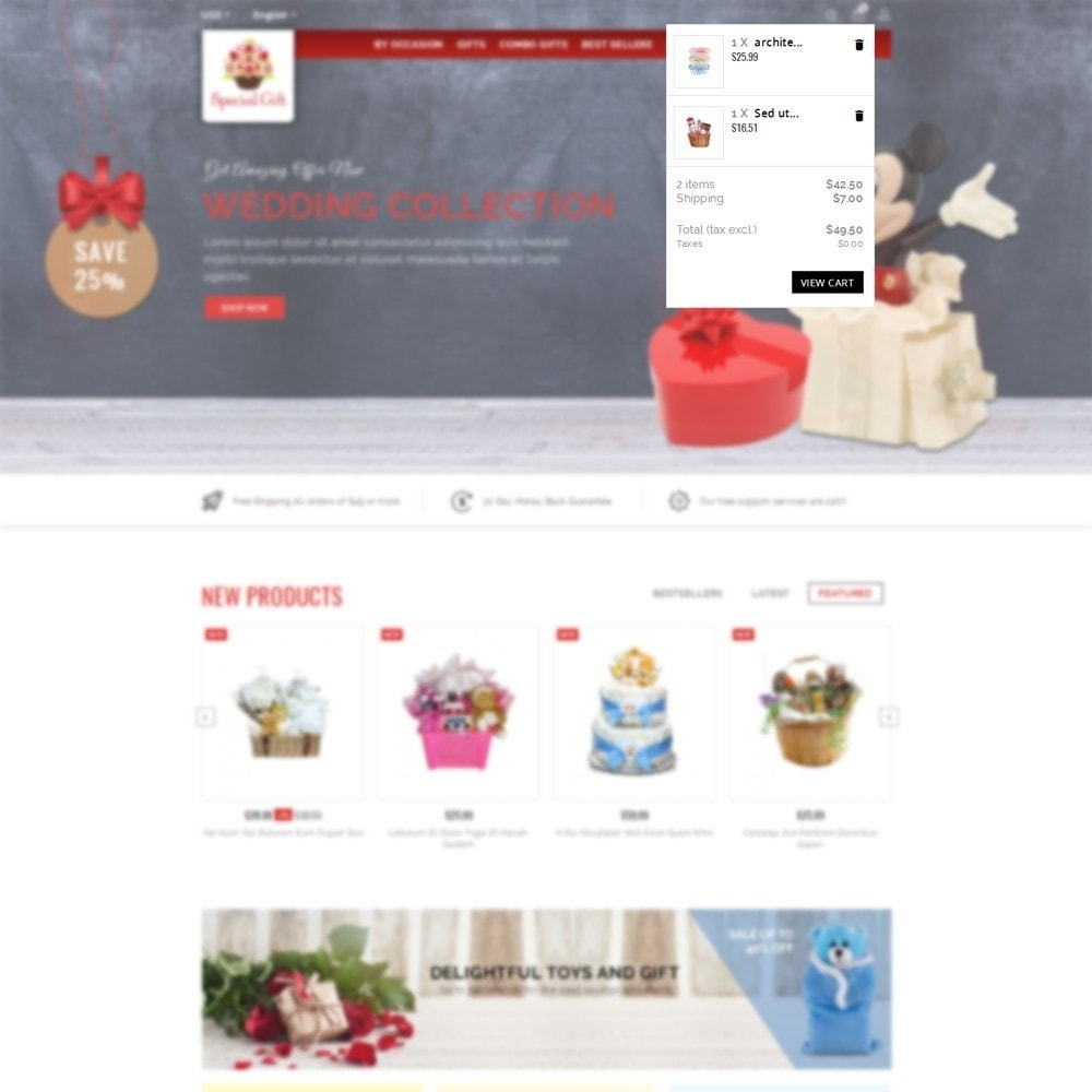 theme - Gifts, Flowers & Celebrations - Special Gift Store - 6