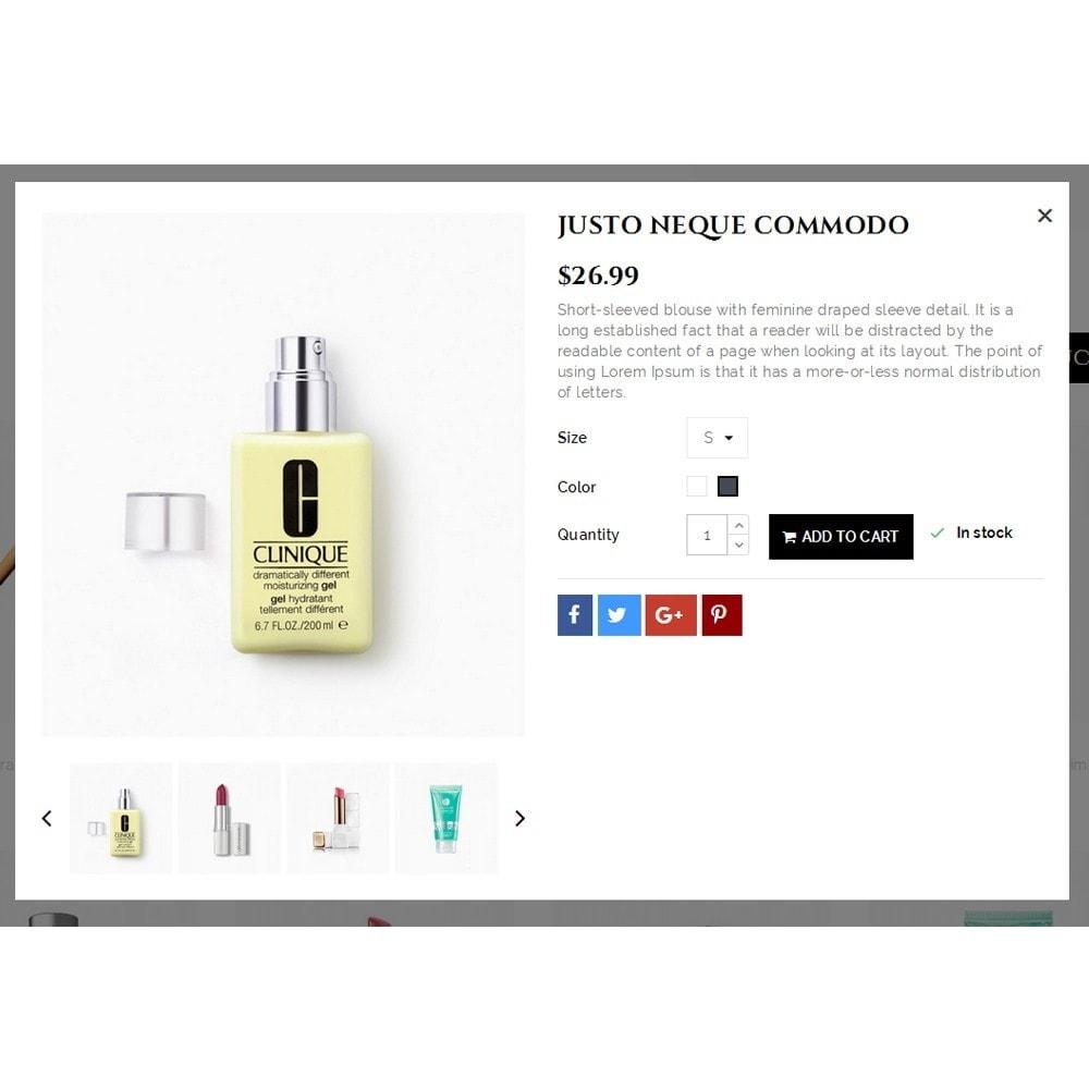 theme - Zdrowie & Uroda - Foxy Cosmetic Shop - 7